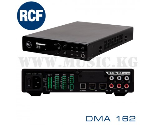 Усилитель RCF DMA 162