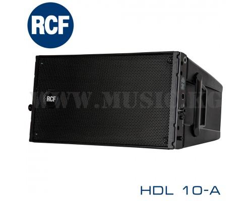 Акустическая система линейного массива RCF HDL 10-A