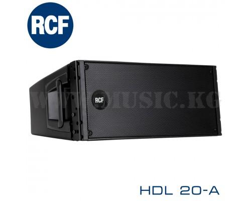 Акустическая система линейного массива RCF HDL 20-A