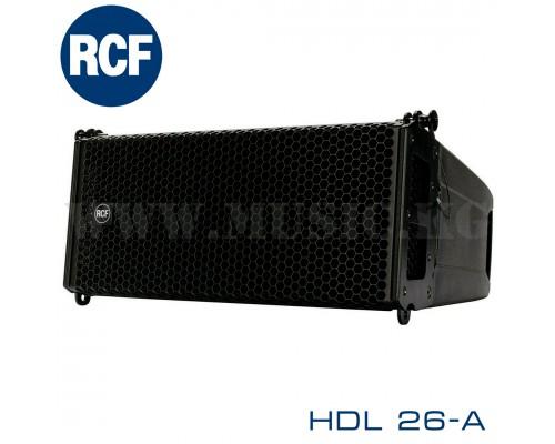 Акустическая система линейного массива RCF HDL 26-A