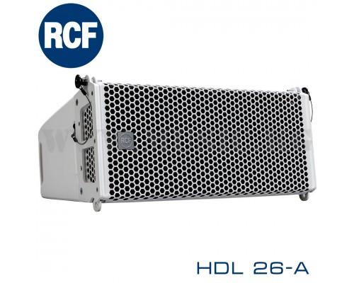 Акустическая система линейного массива RCF HDL 26-A W