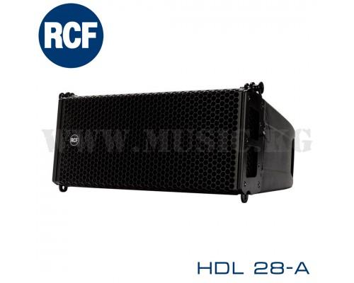 Акустическая система линейного массива RCF HDL 28-A