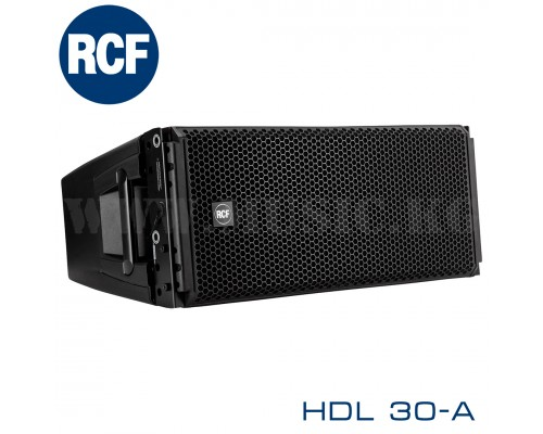 Акустическая система линейного массива RCF HDL 30-A