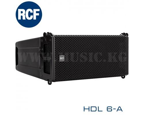 Акустическая система линейного массива RCF HDL 6-A