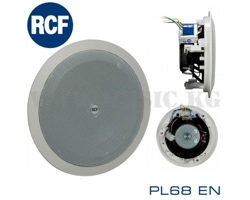 Потолочный громкоговоритель RCF PL68 EN