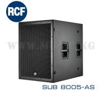 Активный сабвуфер RCF SUB 8005-AS