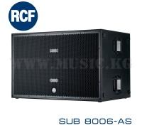 Активный сабвуфер RCF SUB 8006-AS