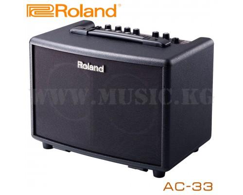 Акустический комбоусилитель Roland Ac-33