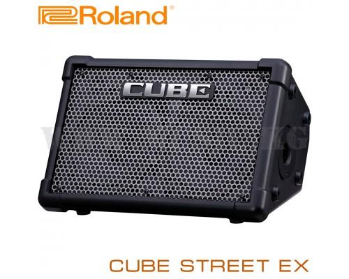 Портативный комбоусилитель Roland Cube Street EX
