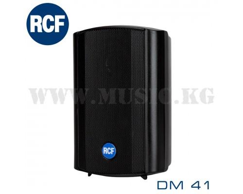 Колонка настенная RCF DM 41 bk