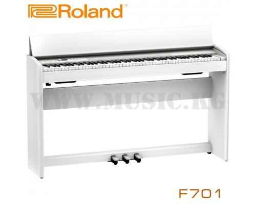 Цифровое фортепиано Roland F701 Wh