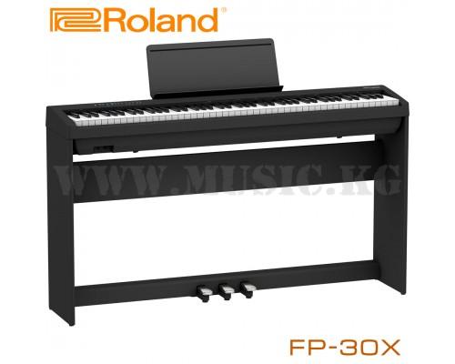 Цифровое фортепиано Roland FP-30X Bk
