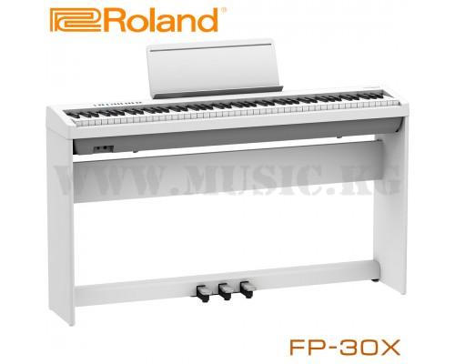 Цифровое фортепиано Roland FP-30X Wh