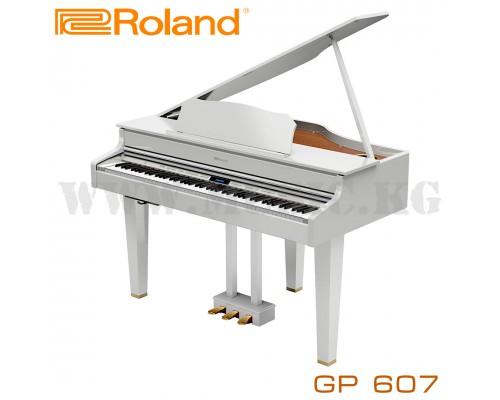 Цифровой рояль Roland GP607 PW