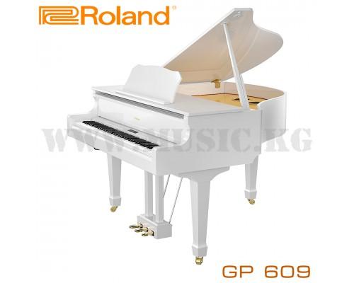 Цифровой рояль Roland GP609 PW