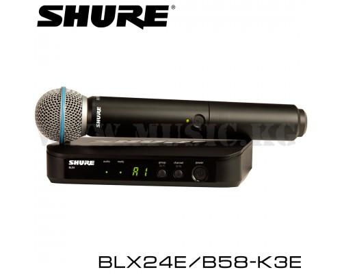 Радиосистема Shure BLX24E/B58 K3E