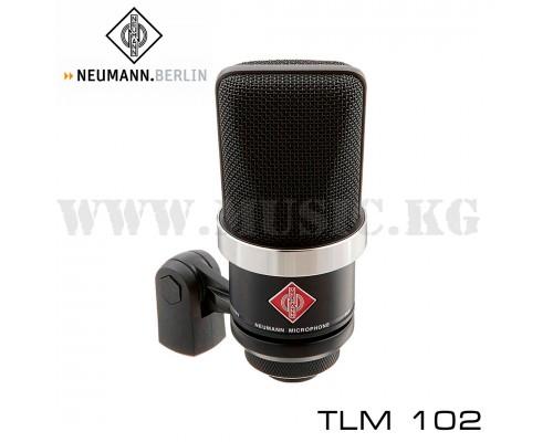 Конденсаторный микрофон Neumann TLM 102 Black