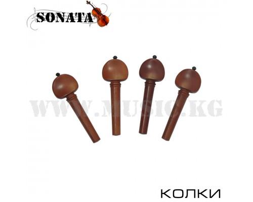 Колки для скрипки Sonata