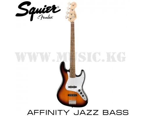Бас-гитара Squier Affinity Jazz Bass Sunburst