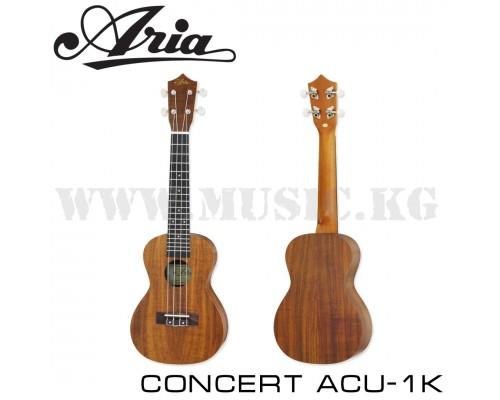 Укулеле концертная ARIA ACU-1K