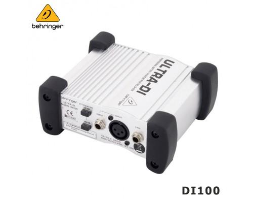 Behringer DI100 (Di-бокс)